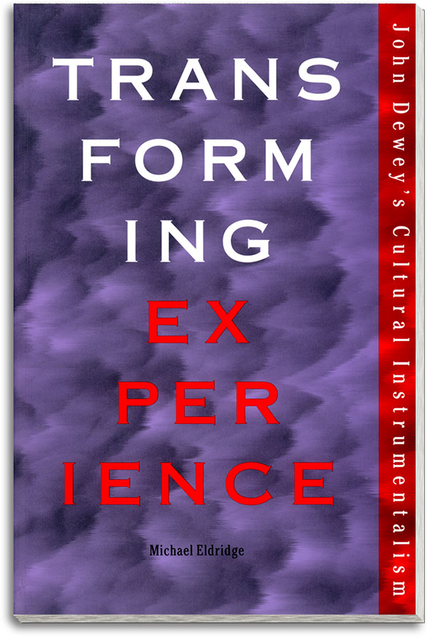 Book cover: Transforming Exprience