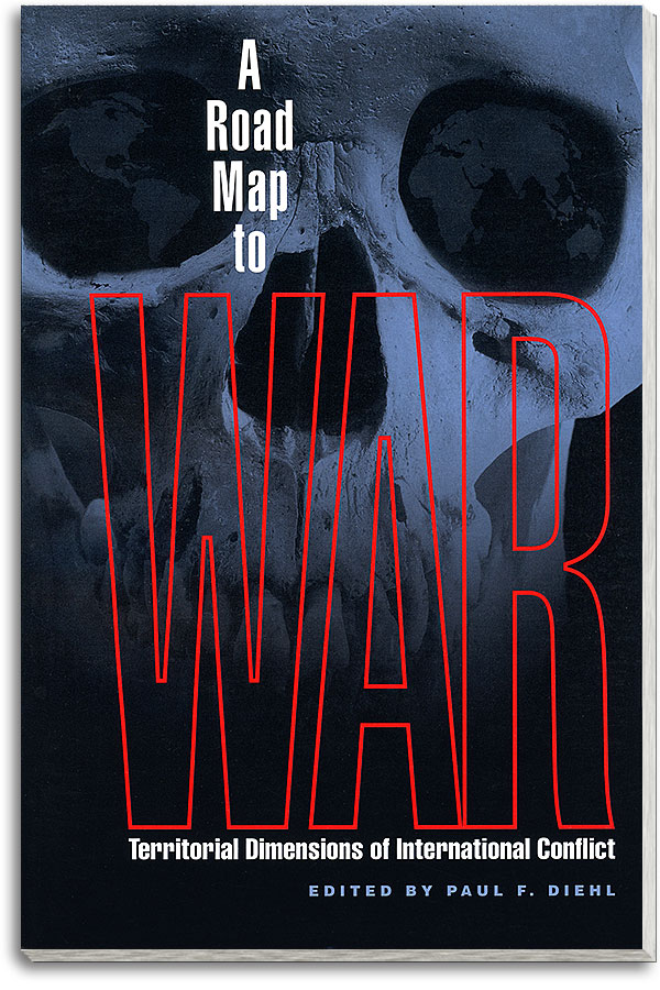 Book cover: A Road Map to War