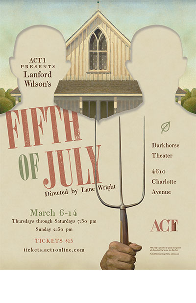 Fifth of July poster