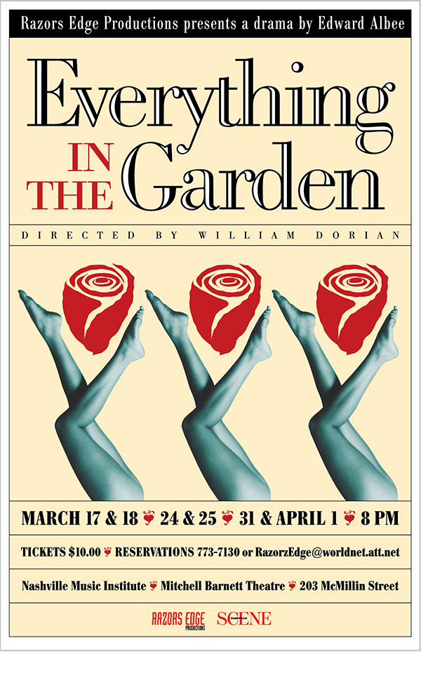 Everything in the Garden poster